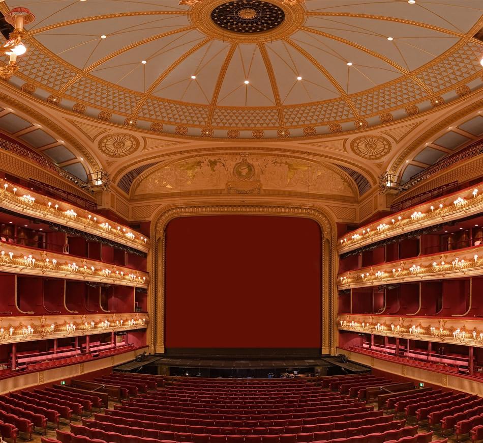 Royal Opera House London Opernreiseführer
