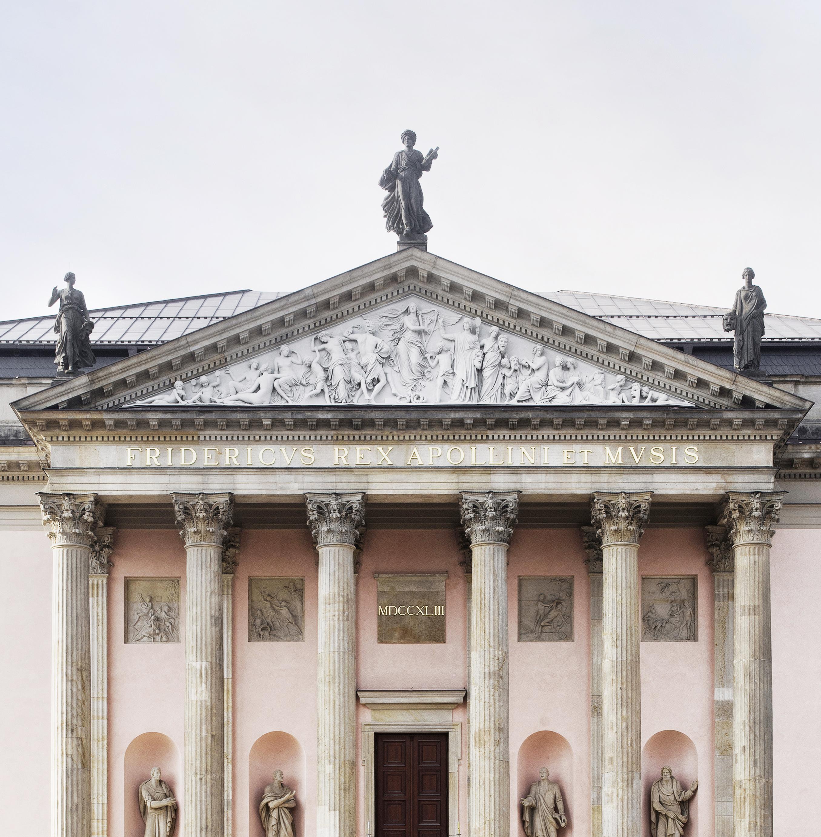 Staatsoper Unter Den Linden Opernreiseführer